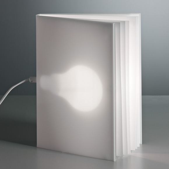 TECNOLUMEN BookLight table lamp