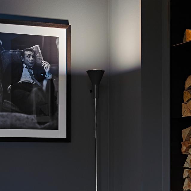 TECHNOLUMEN ES 57 LED floor lamp/uplighter with dimmer