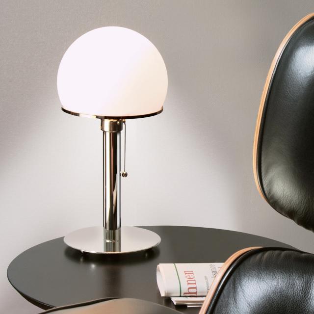 TECNOLUMEN Wagenfeld WA 24 table lamp