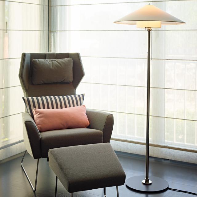 TECNOLUMEN Wagenfeld WSTL 30 floor lamp