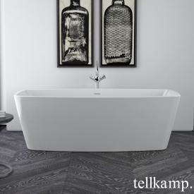 Tellkamp Arte freestanding bath white gloss