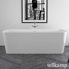 Tellkamp Komod rectangular bath white gloss