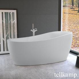 Tellkamp Sao freestanding bath matt white, panel matt white