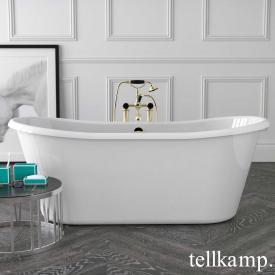Tellkamp Scala freestanding oval bath white gloss