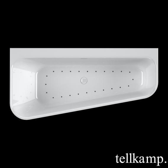 Tellkamp Koeko compact whirl bath white gloss