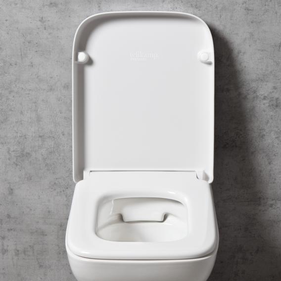 Tellkamp Premium 2000 toilet seat with soft-close & removable