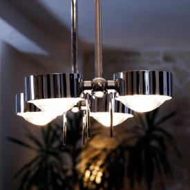 Top Light Puk Ceiling Sister Twin LED ceiling light without accessories