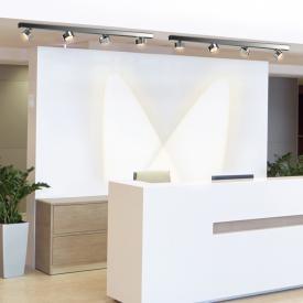 Top Light Puk Choice Move LED ceiling light