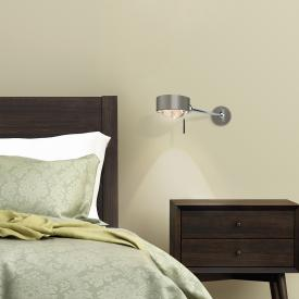 Top Light Puk Hotel wall light without accessories