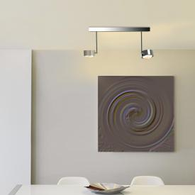 Top Light Puk Maxx Choice Side LED ceiling light without accessories