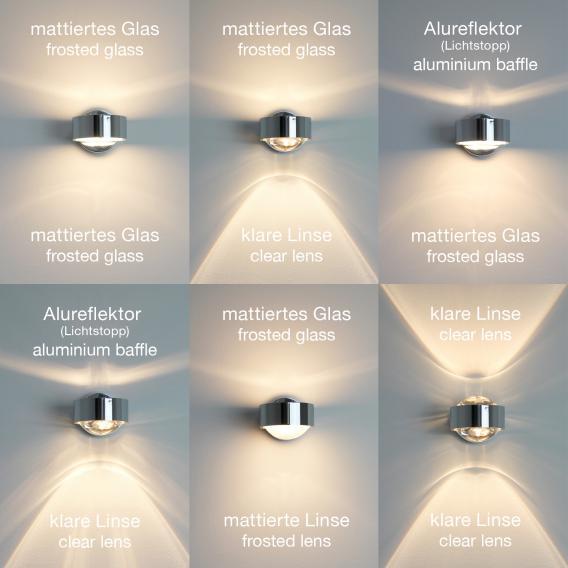 Top Light Puk Drop LED pendant light without accessories
