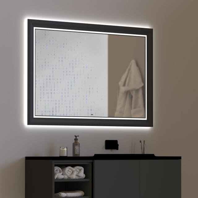 Top Light Castle Light mirror with LED lighting with dimmer and CCT