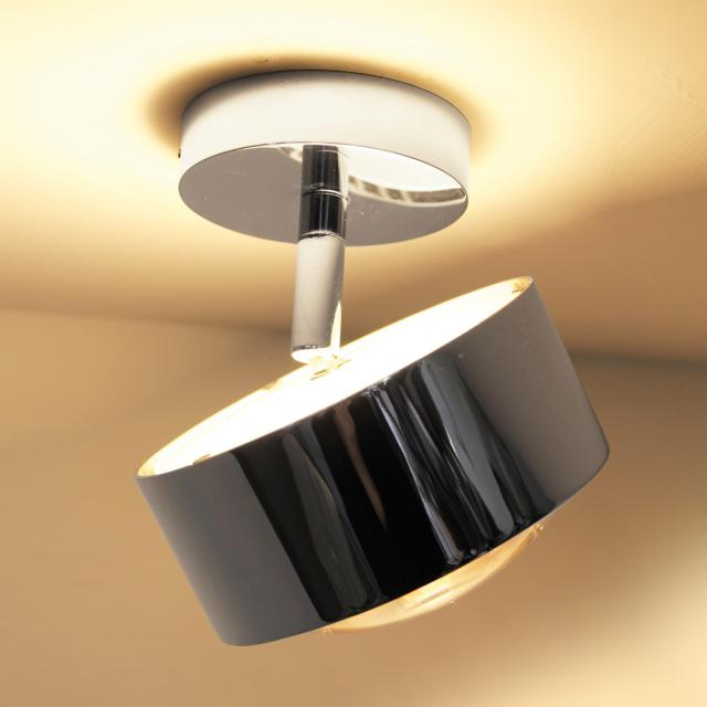 Top Light Puk Maxx Turn Up-/Downlight ceiling light without accessories