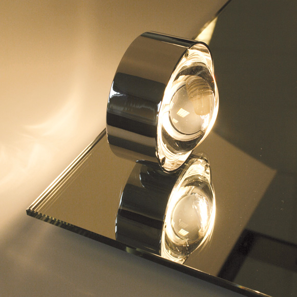 Top Light Puk Mirror built-in LED mirror light without accessories
