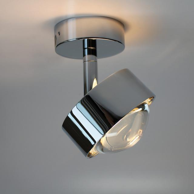 Top Light Puk Turn LED downlight ceiling light without accessories