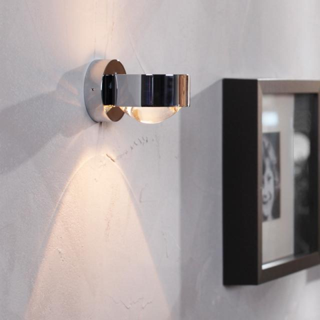 Top Light Puk wall light without accessories