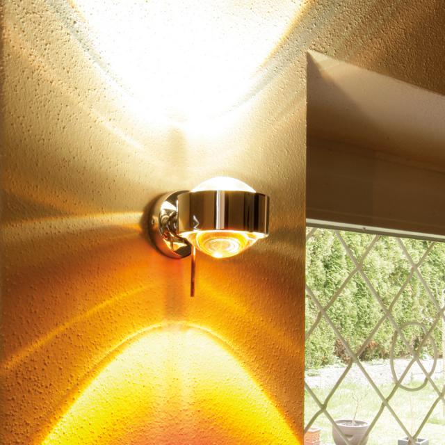 Top Light Puk Wall + wall light without accessories