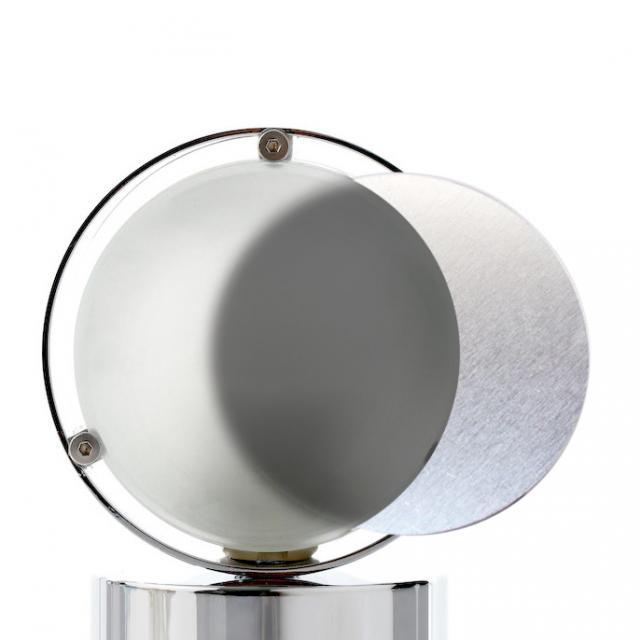 Top Light set consists of aluminium reflector + glass for Puk lights und Lens