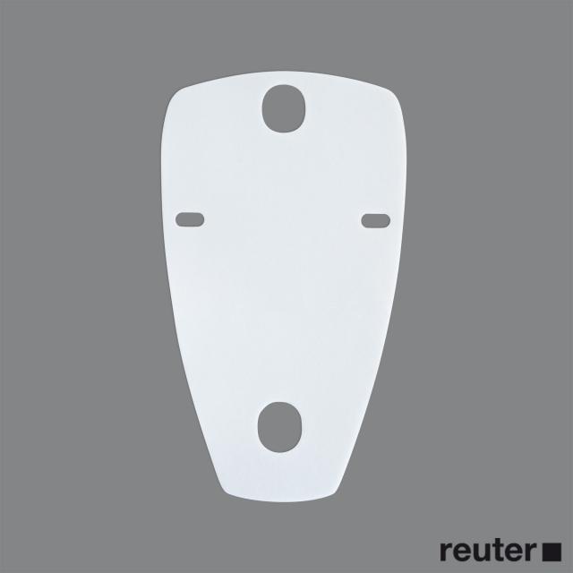 Torrey sound insulation set for urinals