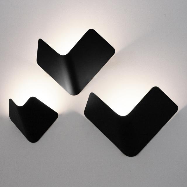 tossB Fly LED wall light