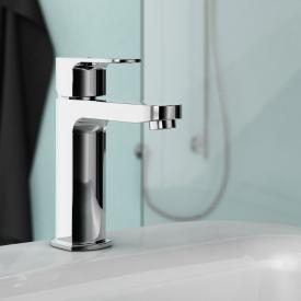 treos Series 173 single lever basin mixer without waste set