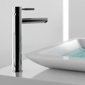 treos Series 190 single lever basin mixer without waste set