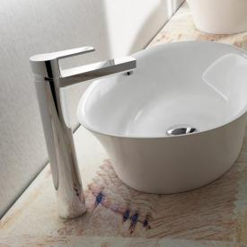 treos Series 191 single lever basin mixer, without waste set