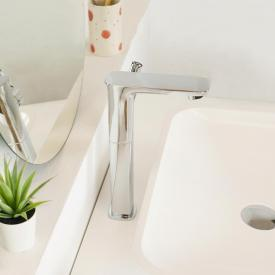 treos Series 193 single lever basin mixer