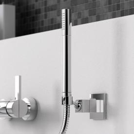 treos Series 195 shower set with wall bracket