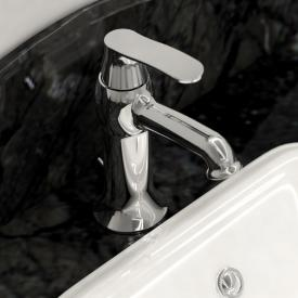 treos series 199 single lever basin mixer with pop-up waste set