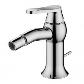 treos series 199 single lever bidet fitting with pop-up waste set