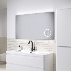 treos Series 600 wall-mounted mirror with LED lighting