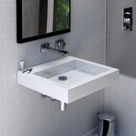 treos Series 700 mineral cast washbasin