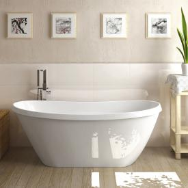 treos Series 710 freestanding mineral cast bath