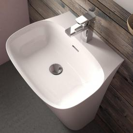 treos Series 730 mineral cast design standing washbasin