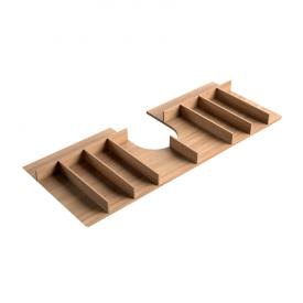 treos series 910 drawer insert for bathroom furniture pull-out