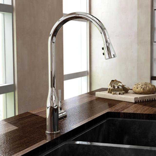 treos series 190 single lever kitchen mixer