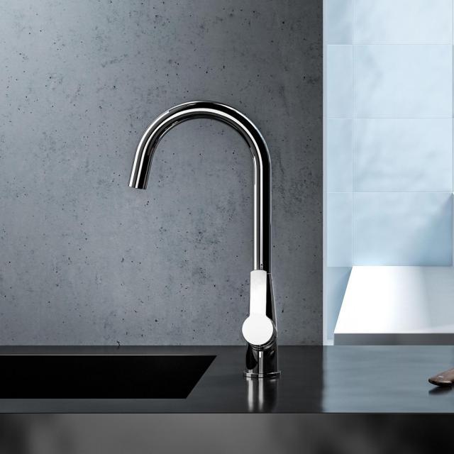 treos series 193 single lever kitchen mixer