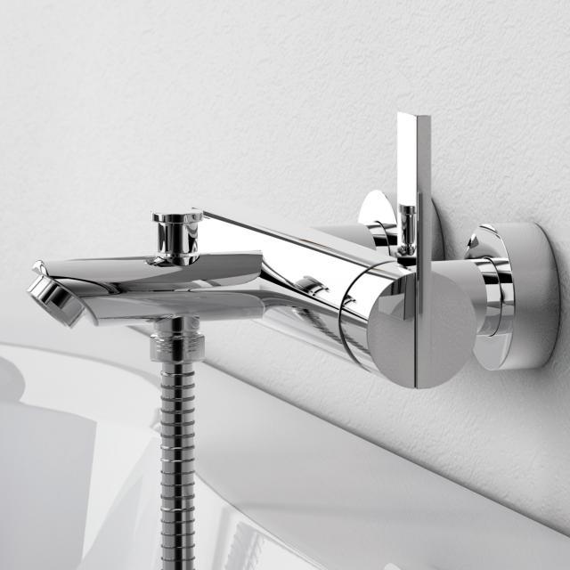 treos Series 195 single lever bath/shower mixer