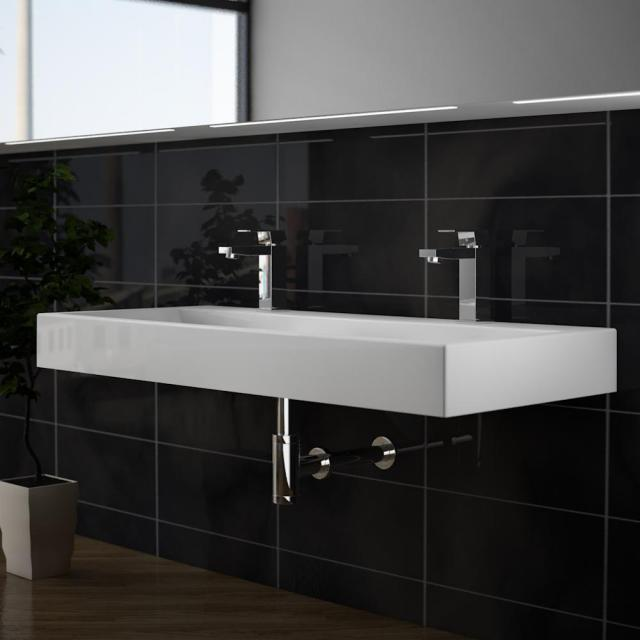 treos Series 710 double washbasin