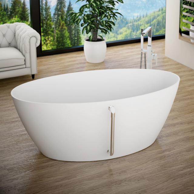 treos Series 710 freestanding oval bath
