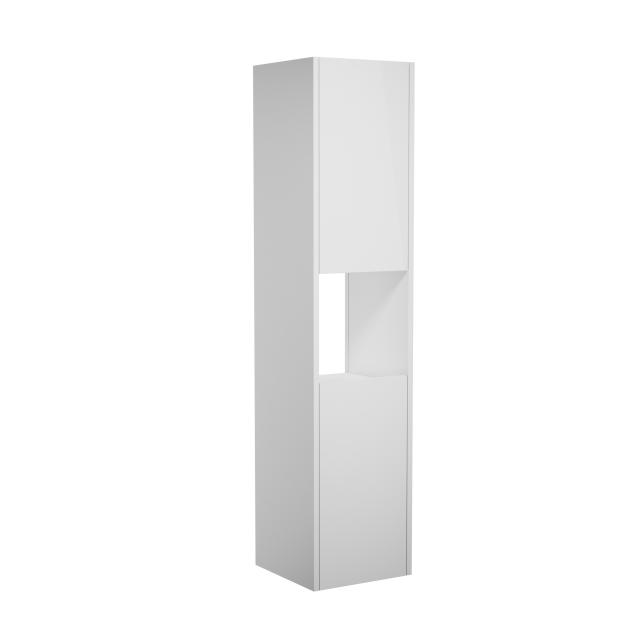 treos Serie 915 tall unit with 1 open compartment and 2 doors