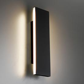 Trio Concha LED wall light with dimmer, small