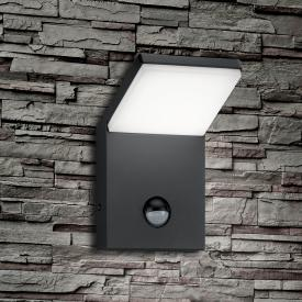 Trio Pearl LED wall light with motion sensor
