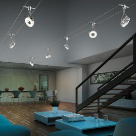 Trio Rennes LED ceiling light