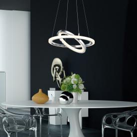 Trio Saturn LED pendant light