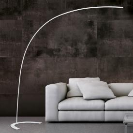 Trio Shanghai LED floor lamp with dimmer