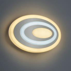 Trio Subara LED wall light with dimmer