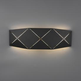 Trio Zandor LED wall light, large