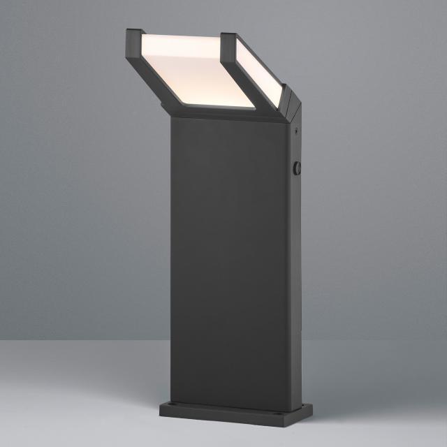 TRIO Gambia LED pedestal light